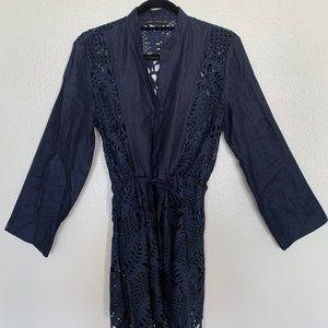 Zara Crochet Tunic